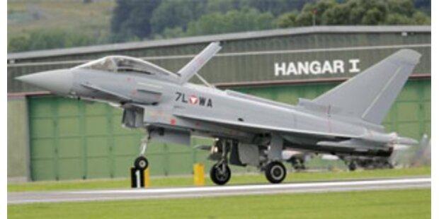 Eurofighter wird schneller geliefert
