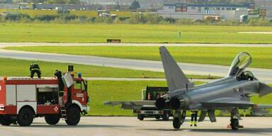 Eurofighter-Panne: Defektes Ventil schuld