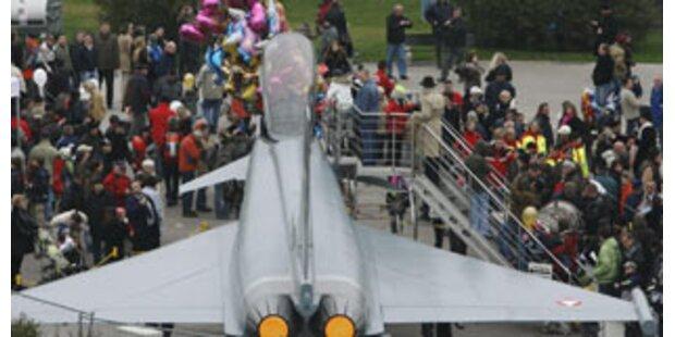 Eurofighter werden später ausgeliefert