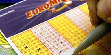 EuroMillionen: Pot auf 144 Mio gestiegen
