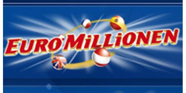 Euromillionen Zahlen Dienstag