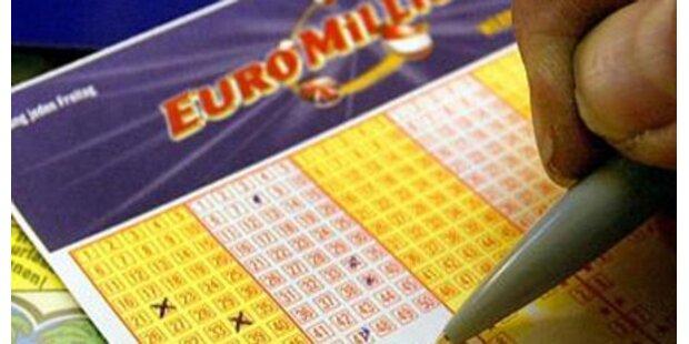 Steirer gewinnt 15-Mio-Jackpot