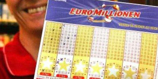 Burgenländer knackt 46-Millionen-Jackpot