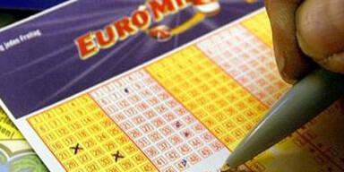 """162 Millionen im """"Europot"""""""