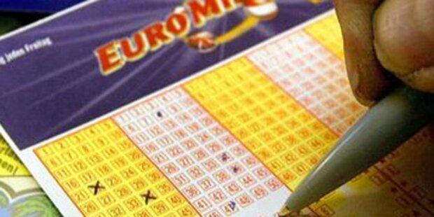 Brite gewinnt 100 Millionen im Lotto