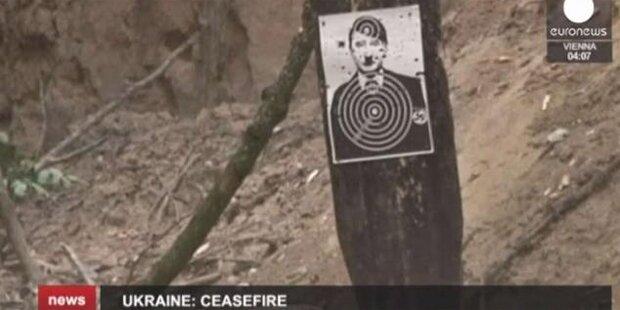 TV-Sender zeigt Putin als Hitler