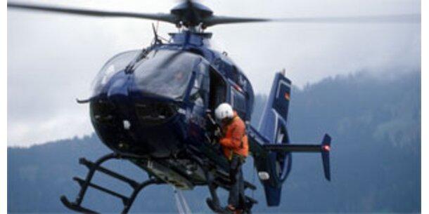 Polizei bekommt acht neue Hubschrauber