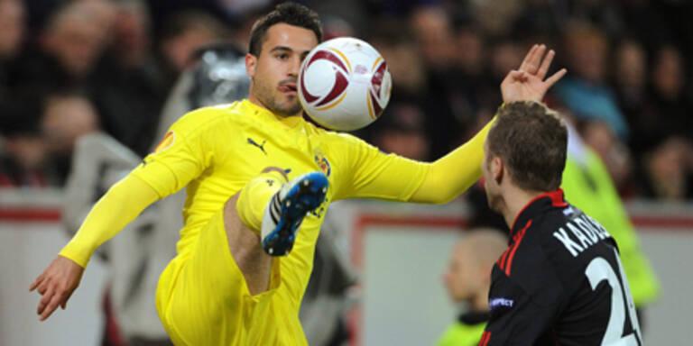 Liverpool zittert nach 0:1 in Braga