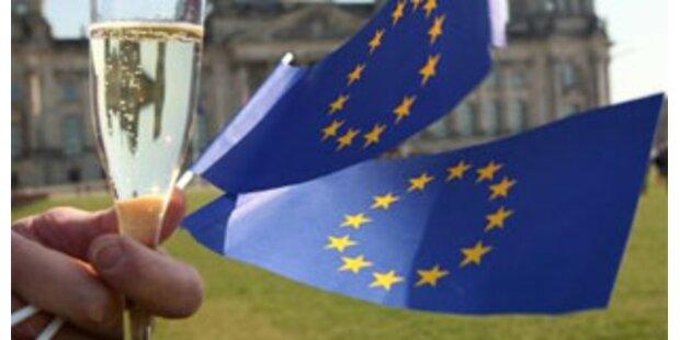 EU-Vertrags-Gegner in Irland in Führung