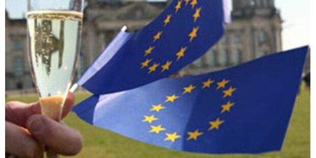 Unterstützung für EU-Vertrag wächst