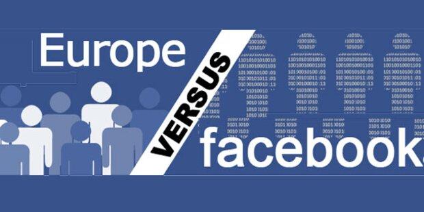 Facebook verhandelt mit Wiener Studenten