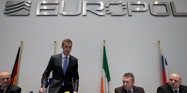Europol verbessert Kampf gegen Terrorismus