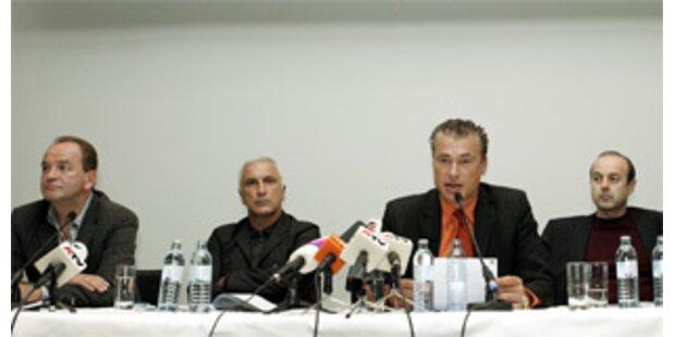 Polster, Krankl & Prohaska liefern Euro08-Kulturprogramm