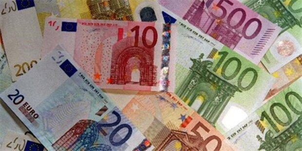 Geldfund: Ehrlicher Mann zog den Kürzeren