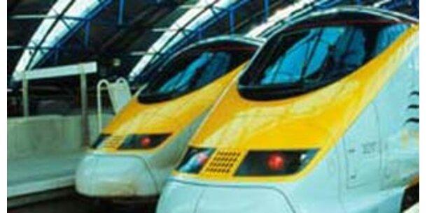 Neue Strecke bringt Eurostar Fahrgast-Zuwachs
