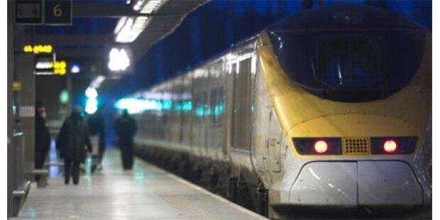 Sarkozy lässt Eurostar wieder fahren
