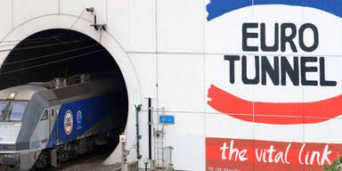 Wieder Flüchtling im Eurotunnel gestorben