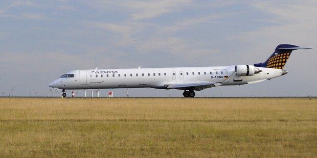 Eurowings streicht jetzt viele Flüge