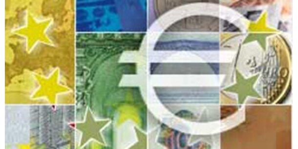 2009 wird Euroraum um 0,4 Prozent schrumpfen