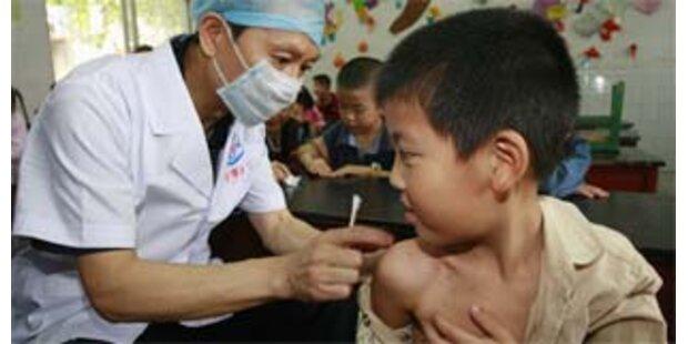 12.000 Menschen an Darmvirus erkrankt