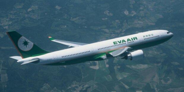 Urlauberjet von Bangkok nach Wien notgelandet
