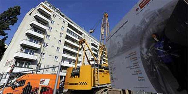 100 Wohnungen in Wien evakuiert