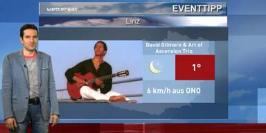 Der Eventtipp: David Gilmore in Linz