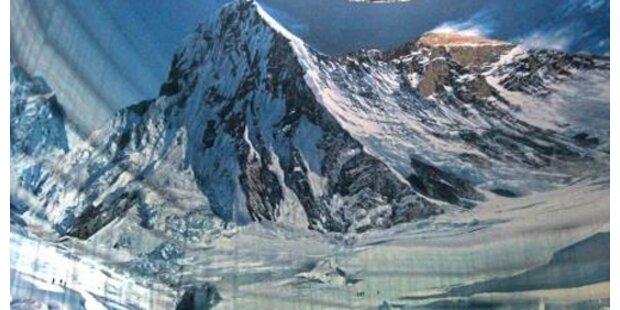 Nepalese bricht zum elften Mal auf