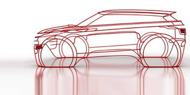 Range Rover zeigt den neuen Evoque