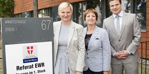 Neues Zentrum für EWR-BürgerInnen