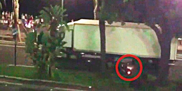 Nizza: Mopedfahrer schildert Kampf mit Attentäter