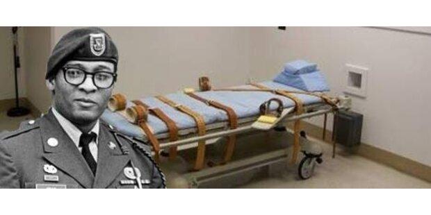 Bush gibt grünes Licht für Todesstrafe gegen GI
