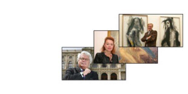 Neue Ausstellungen - Sturm auf die Museen