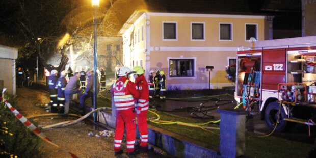 Familienvater starb bei Heizkessel-Explosion