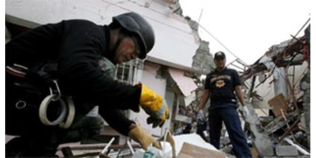 Zwei Tote durch Bombe im philippinischen Parlament