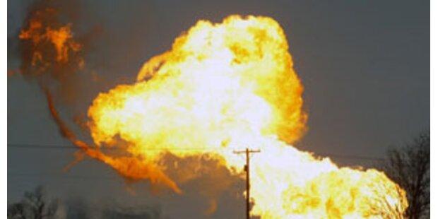Rakete in Kibbuz eingeschlagen