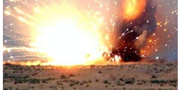 Gewaltige Explosion nähe Islamabad