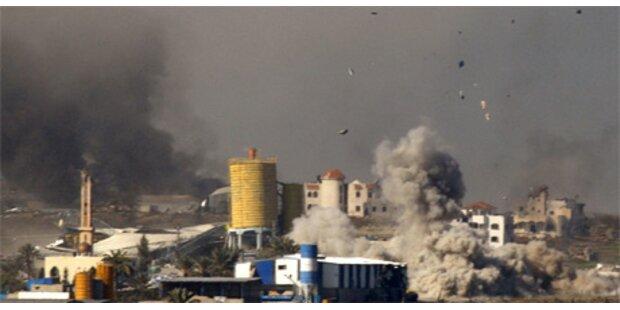 Israel beschießt UN-Gebäude in Gaza