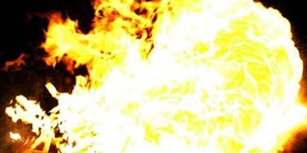 Explosion am Gelände des Henkel-Konzerns