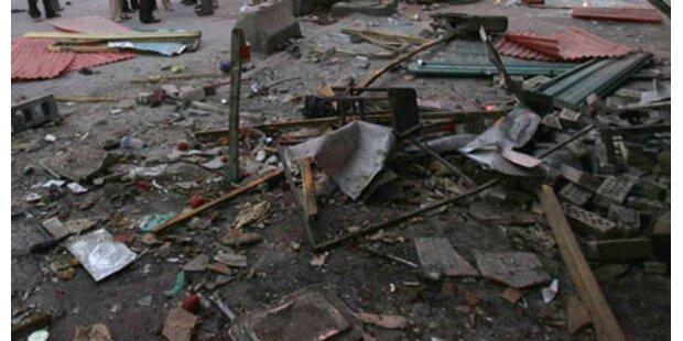 Bombenexplosion in Hauptstadt Moldawiens