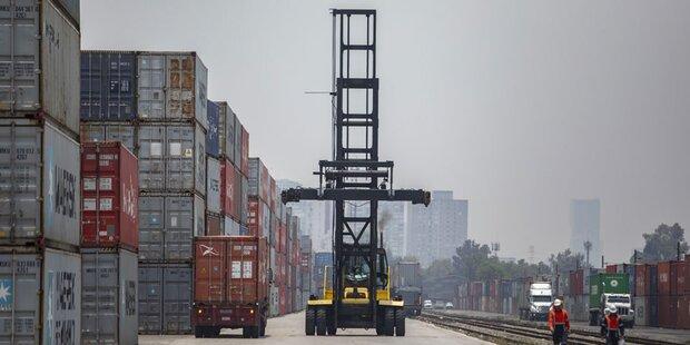 Heimischer Außenhandel erneut ausgeweitet