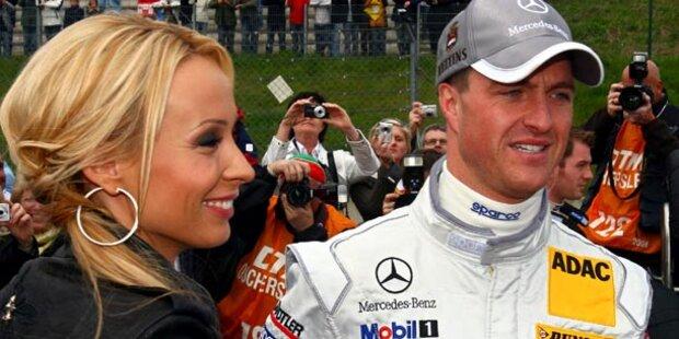 Schumachers arbeiten an einer Lösung