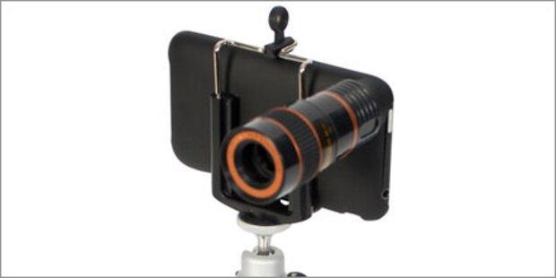 Tuning-Gadget für die iPhone-Kamera