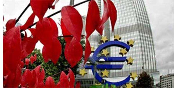 EZB senkt Leitzins auf 1 Prozent