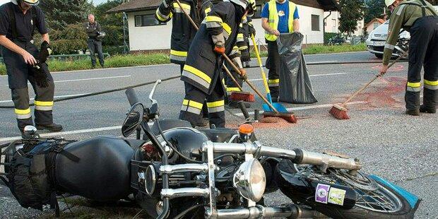 Harley-Treffen: Biker tödlich verunglückt