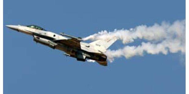 Griechischer Kampf-Jet abgestürzt