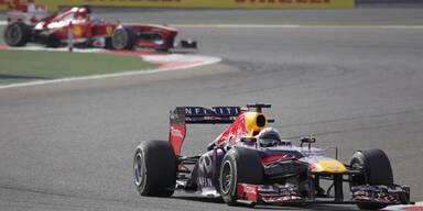Vettel gewinnt Grand Prix von Bahrain