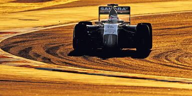 Formel 1 kämpft ums Überleben