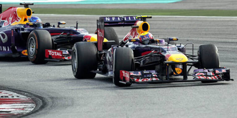 Vettel siegt im Malaysia-GP
