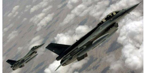 Flugzeugunglück - US-Kampfpilot vermisst